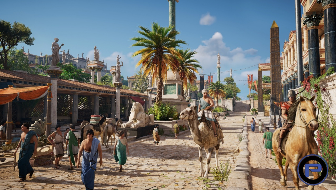 Next Assassin S Creed Could Be Set In Greece Out 2019 Report Playstation 4 Playstation 3 News At