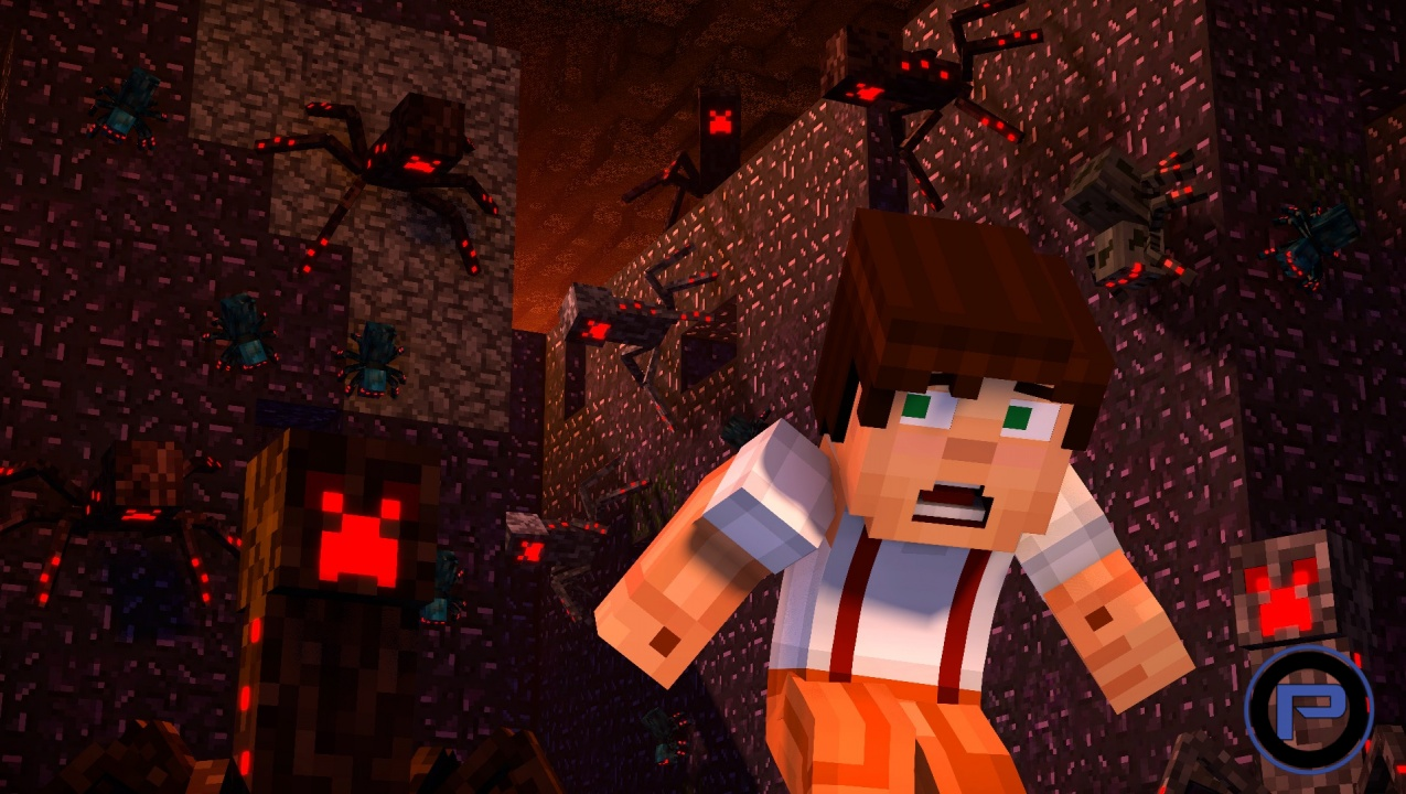 Minecraft Story Mode Season Two Episode Four Drops Next Week