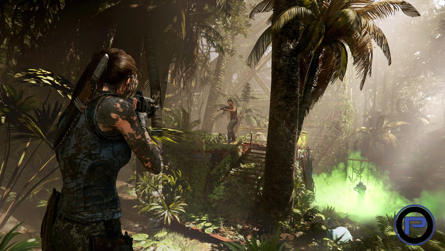 Shadow Of The Tomb Raider Is The Challenging Puzzle Packed Outing
