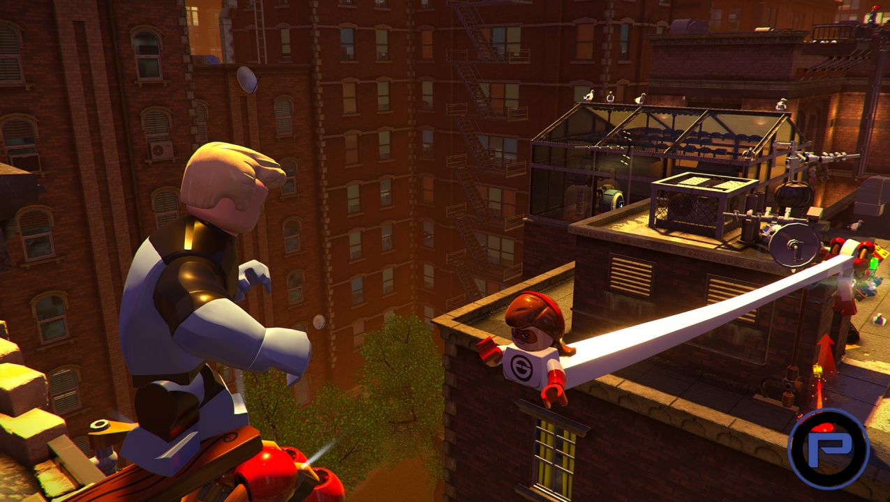 Resultado de imagen de lego the incredibles screenshots