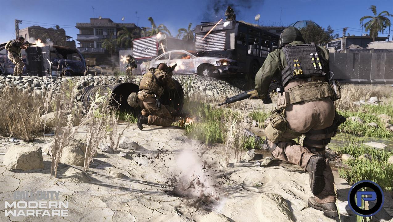 Call Of Duty Modern Warfare Not Receiving Digital Release On Ps4
